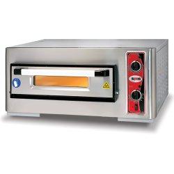 Pizzaugn El 1 kammare 4 pizzor á 25cm 400V/3-fas | Adexa PF5050E