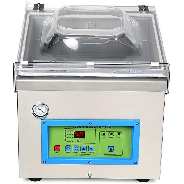 Professionell Vakuummaskin 8m³/timma 9,8 liter | Adexa STV030