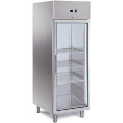 Kylskåp med Glasdörrar