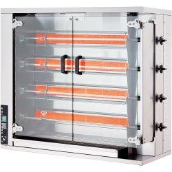 Rotisserie ugn Gas 4 spett | Adexa CRG4