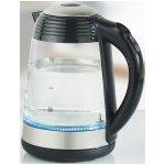 Kombinerad Vattenkokare & Tekokare Glas Digital 1,7 liter | Adexa HHB8705DT