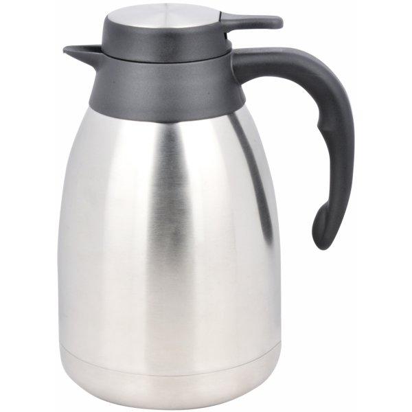 Termoskanna 2 liter Rostfritt stål | Adexa VP0015