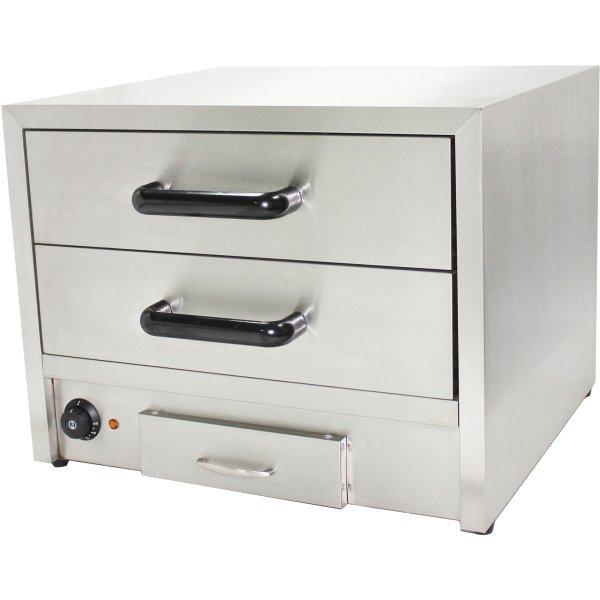 Värmeskåp 2 draglådor   Adexa WB02
