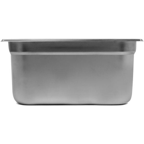 Kantin Rostfritt stål GN1/4 Djup 150mm | Adexa E8014150-8146