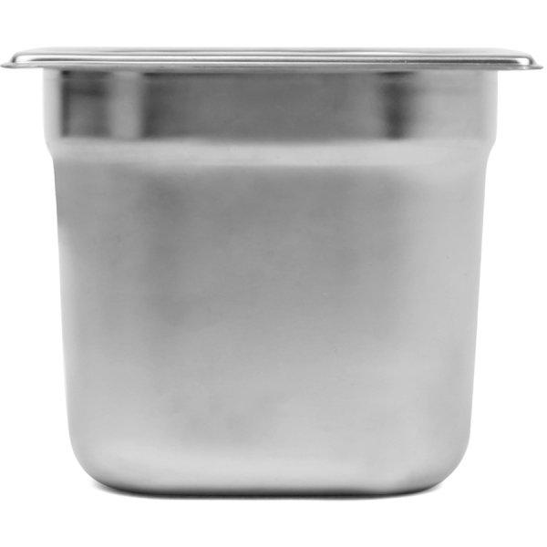 Kantin Rostfritt stål GN1/6 Djup 150mm | Adexa E8016150-8166